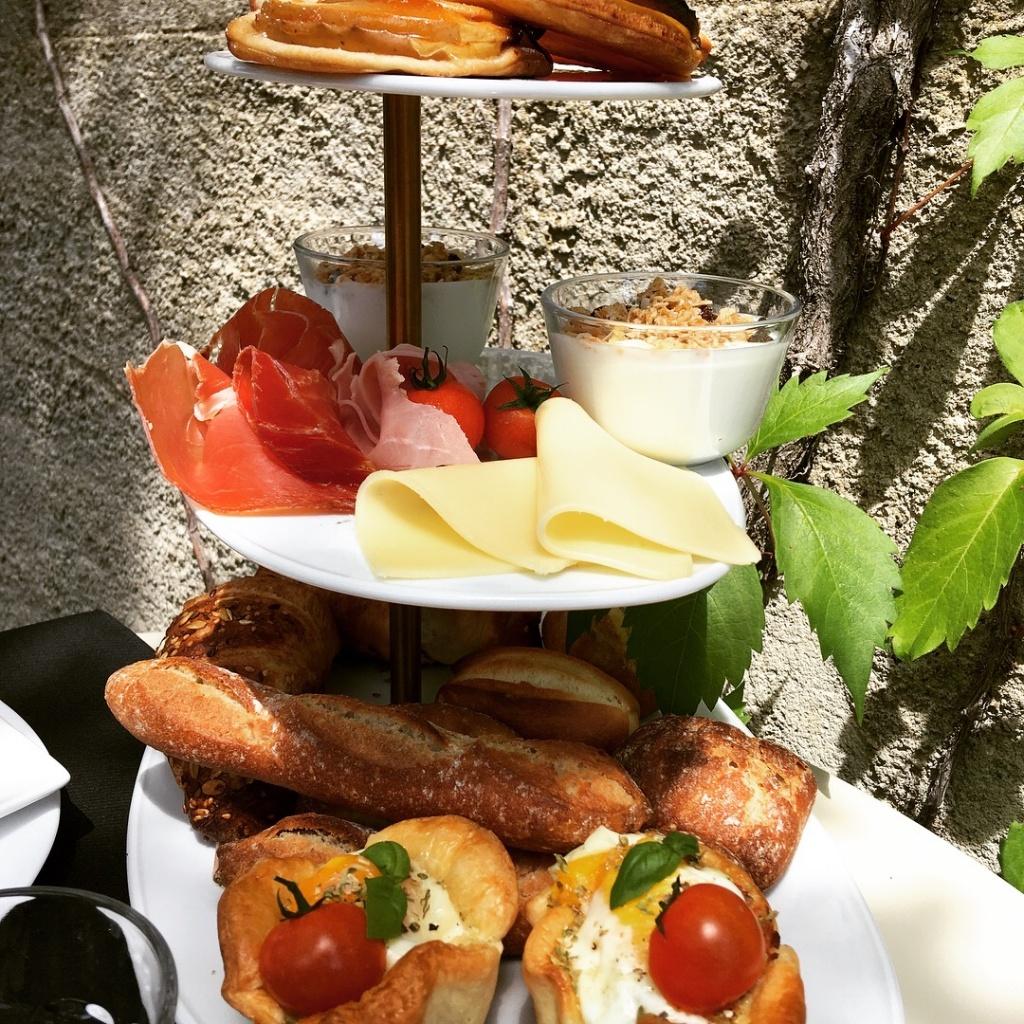 Breakfast Homemade Tuscany