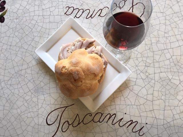 Porchetta Panini Tuscany